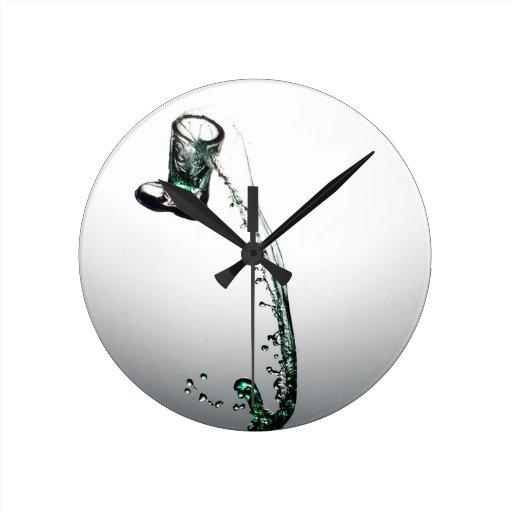 Tiros derramados 2 relojes