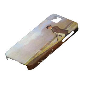 Tiroteo de George Stubbs-Juan Nelthorpe con los iPhone 5 Carcasas