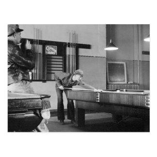 Tiroteo Pool, 1940 Tarjetas Postales