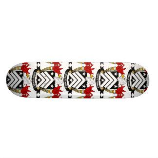 Tirrey Family Crest Skate Board Deck