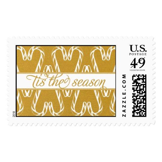 Tis The Season - 24 KT Postage