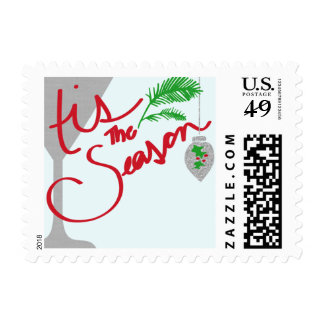 Tis the Season for Celebrations Stamp