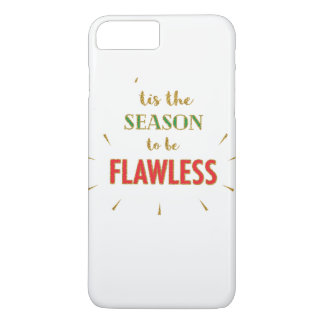 Tis the Season Gold! iPhone 8 Plus/7 Plus Case