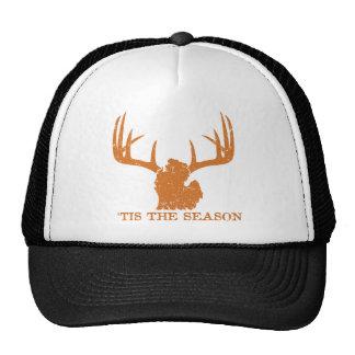 TIS The Season Mesh Hat