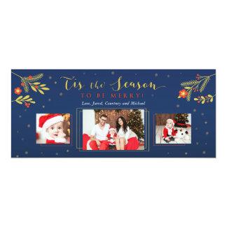 Tis the Season, Holiday Greeting Card