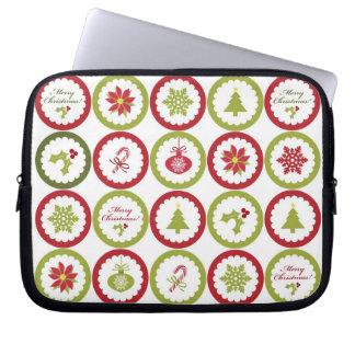 Tis' The Season Holiday Laptop & Netbook Sleeves