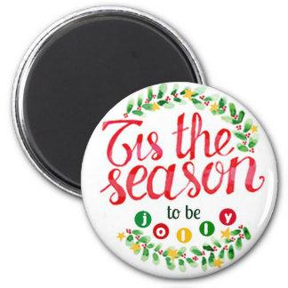 Tis the Season Magnet