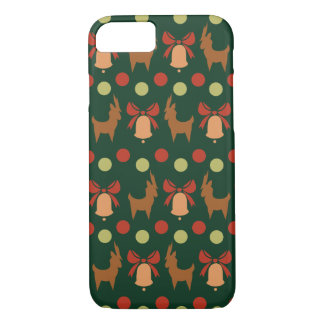 Tis the Season Pattern iPhone 8/7 Case