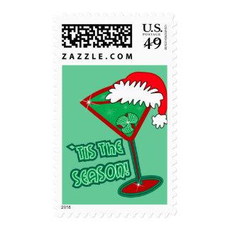 `Tis the Season Postage Stamps
