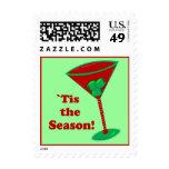 `Tis the Season Postage Stamp
