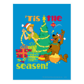 Tis' The Season Postcard