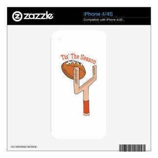 Tis The Season Skin For iPhone 4