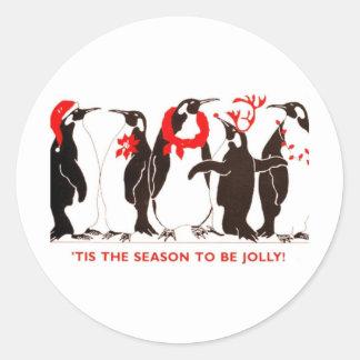Tis the Season Stickers
