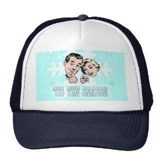 """""""Tis the Season"""" Trucker Hat"""