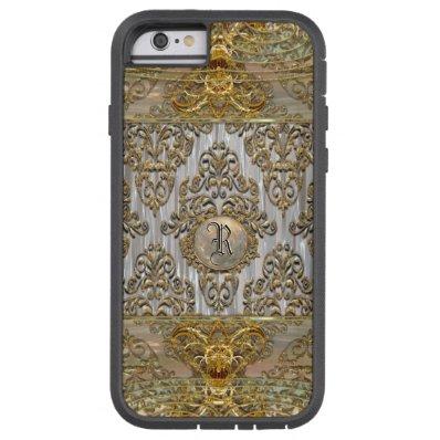 Tisch Baroque 6/6s Monogram Tough Tough Xtreme iPhone 6 Case