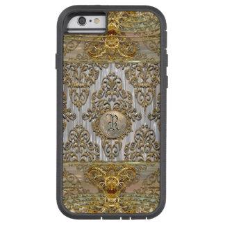 Tisch Baroque Monogram Tough iPhone 6 Case