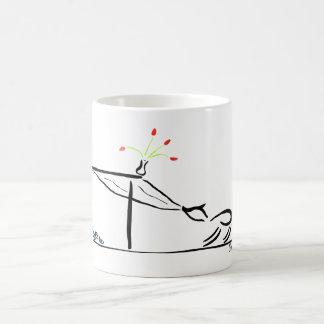 Tischdeckenzupfer Coffee Mug