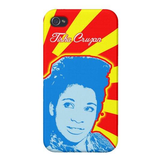 Tisha Cruzan Retro Design iPhone 4 Case