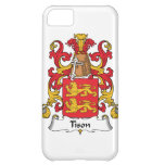 Tison Family Crest Cover For iPhone 5C