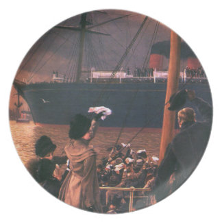 Tissot: Goodbye, on the Mersey Plate