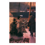 Tissot: Goodbye, on the Mersey Poster