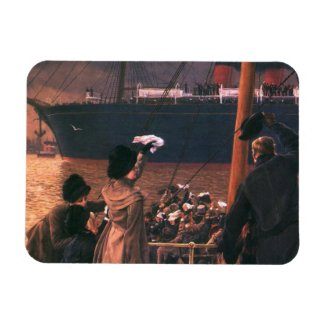 Tissot: Goodbye, on the Mersey