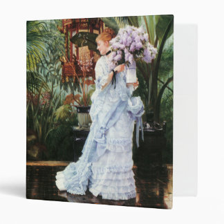 Tissot: Lilacs Binder