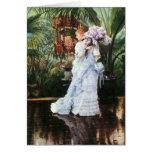 Tissot: Lilacs Card