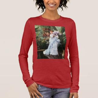 Tissot: Lilacs Long Sleeve T-Shirt