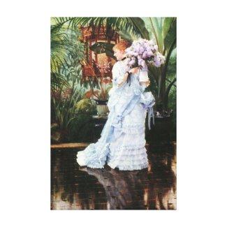 Tissot: Lilacs