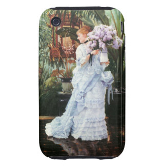 Tissot: Lilacs Tough iPhone 3 Case