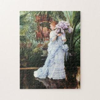 Tissot: Lilas Rompecabeza Con Fotos
