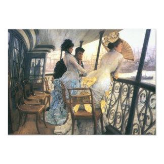 Tissot: The Gallery of the H.M.S. Calcutta Card