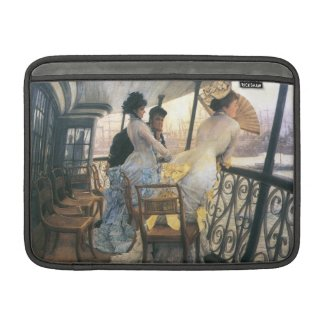 Tissot: The Gallery of the H.M.S. Calcutta