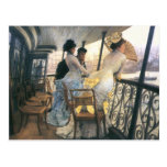 Tissot: The Gallery of the H.M.S. Calcutta Post Cards