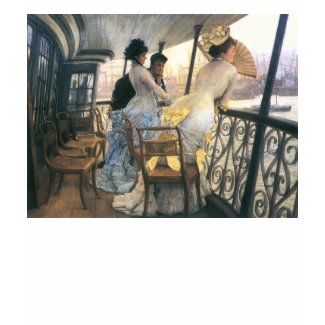 Tissot: The Gallery of the H.M.S. Calcutta