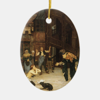 Tissot: The Return of the Prodigal Son Ceramic Ornament