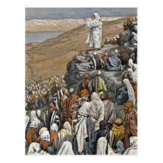 Tissot - The Sermon on the Mount Postcard