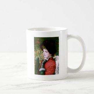 Tissot Type of Beauty Coffee Mug