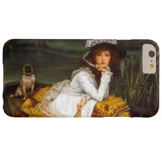 "Tissot ""Young Lady in a Boat"" Barely There iPhone 6 Plus Case"