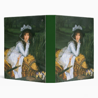Tissot: Young Lady in a Boat Binder