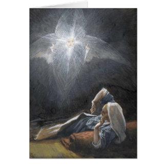 "Tissot's ""The Vision of Saint Joseph"" Advent Greeting Card"