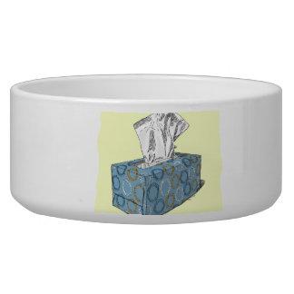 Tissue Box Bowl