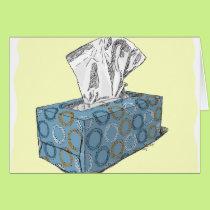 Tissue Box Card