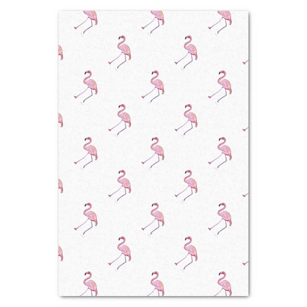 Tissue Paper- Pink Flamingo Tissue Paper