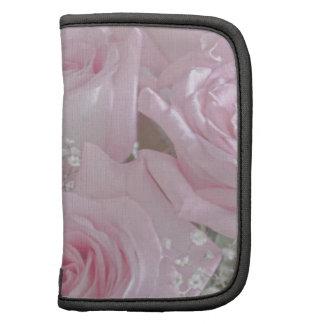 Tissue Soft Roses Folio Planner