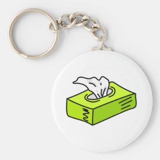 Tissues Keychain