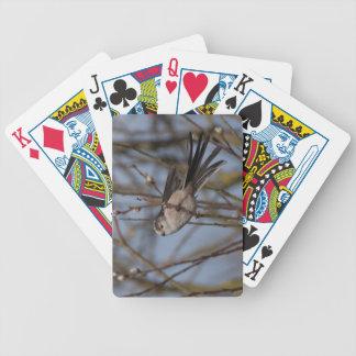 Tit Largo-atado Cartas De Juego