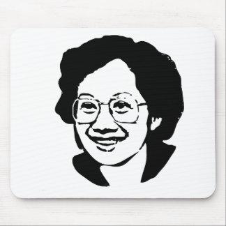 Tita Cory Aquino Mouse Pad