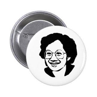 Tita Cory Aquino Pinback Button